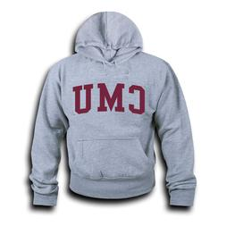 NCAA W Republic Apparel Game Day Grey Hoodie  Officially Lic