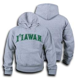 NCAA Hawaii University  Hoodie Sweatshirt Game Day Fleece Pu