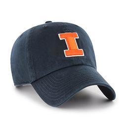 OTS NCAA Illinois Illini Women's Challenger Adjustable Hatvy