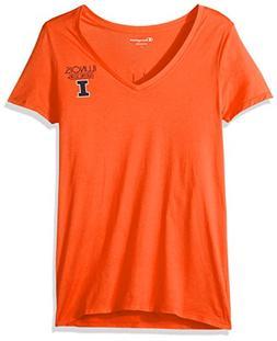 Champion NCAA Illinois Illini Adult Women NCAA Women's Unive