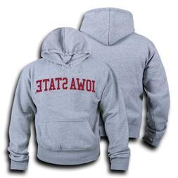 NCAA Iowa State University Hoodie Sweatshirt Game Day Fleece