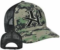 NCAA Kentucky Wildcats Digital Camo Camouflage Curved Bill M
