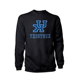 Elite Fan Shop NCAA Men's Kentucky Wildcats Crewneck Sweatsh