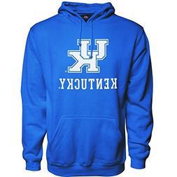 Elite Fan Shop NCAA Men's Kentucky Wildcats Hoodie Sweatshir