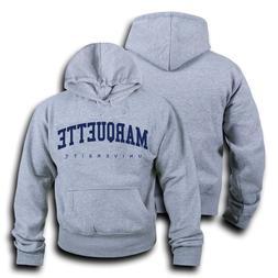 NCAA Marquette University Hoodie Sweatshirt GameDay Fleece P