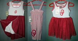 NCAA Oklahoma University OU Sooners Infant 18 Months - 4T Ch