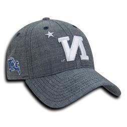 NCAA W Republic Apparel Structured Denim Cap Officially Lice