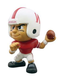 Lil' Teammates Nebraska Cornhuskers Quarterback NCAA Figurin