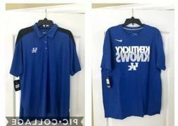 NEW Lot of 2 University of Kentucky Men's Apparel, Shirts, F