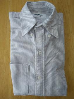 New Thom Browne University Oxford Button Down Shirt Dress Si
