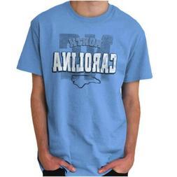 North Carolina Student University Football NC Short Sleeve T