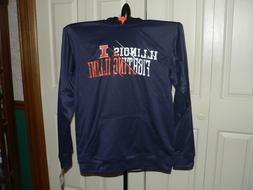 NWT Knights Apparel University of Illinois Fighting Illini B