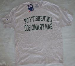 NWT University of San Francisco Champion Athletic Apparel Sh