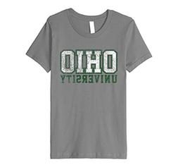 Kids Ohio University Bobcats NCAA T-Shirt 06OU 4 Slate