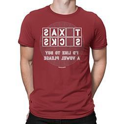 Rival Gear Oklahoma Sooners Fan T-Shirt, Buy a Vowel
