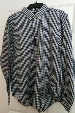 Old Dominion University ODU Men's Dress Shirt Size LARGE NWT