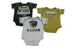 OuterStuff Usf Baby Clothing Apparel, Southern Florida Unive