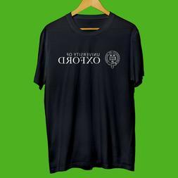 Oxford University England Mens T-Shirt Tees Clothing