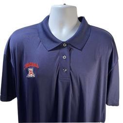 Knights Apparel Polo - University of Arizona - Men's Size XX