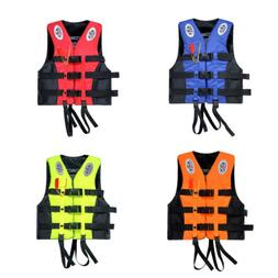 Portable Adult Waterproof Oxford Clothes Life Jackets Univer