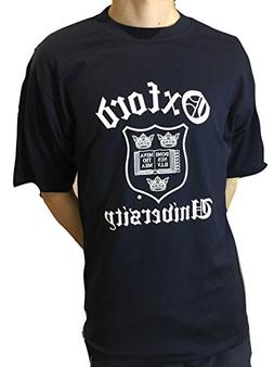 Oxford University Printed T-shirt - Official Apparel of the