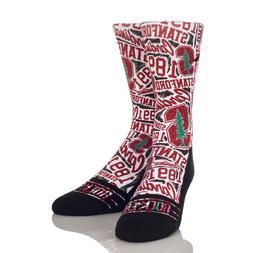 Rock'em Apparel College Team Socks Stanford University Stanf