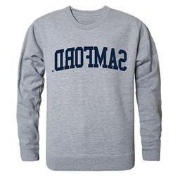 Samford University Bulldogs SU NCAA College Crewneck Sweater