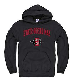 Campus Colors San Diego State Aztecs Arch & Logo Gameday Hoo