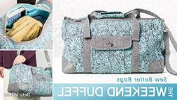 Sew Better Bags: The Weekend Duffel
