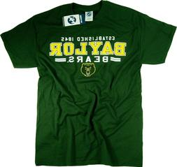 Baylor Bears Shirt T-Shirt Authentic University Apparel NCAA