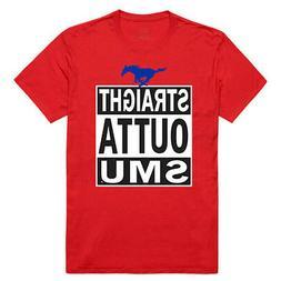 Southern Methodist University_ Mustangs NCAA Straight Outta