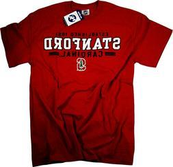Stanford University Shirt Cardinal T-Shirt Jersey Crewneck W