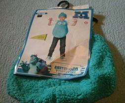 sulley monsters university toddler costume 3t 4t