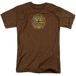 "Sun Records ""Sun University Distressed"" T-Shirt - Adult, Chi"