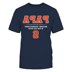 Syracuse Orange Not Grandfather Blue Men's Tee - Official Sp