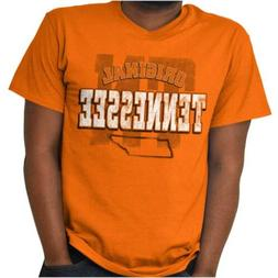 Tennessee Student University Football College Short Sleeve T