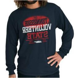 Tennessee Volunteer State University Sports Long Sleeve Tees
