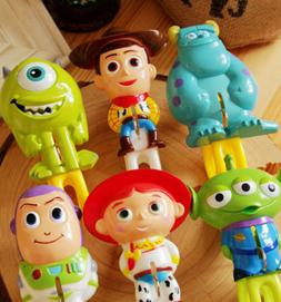 Toy Story Monster University Disney Cute Clothes Pin Clamp J