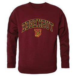 Tuskegee University Tigers TU NCAA College Crewneck Sweater