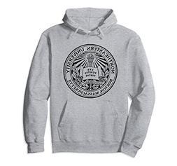 Unisex NU Huskies Northeastern University NCAA Hoodie PPNEU0