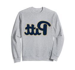 Unisex Pittsburgh Panthers HAIL PITT NCAA Sweatshirt PPPIT01