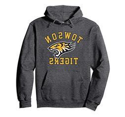 Unisex Towson University Tigers NCAA Hoodie tows1012 Medium