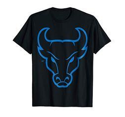 University of Buffalo Bulls T shirt Merchandise Official