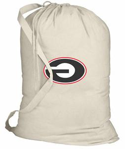 University of Georgia Laundry Bags BEST Georgia Bulldog Clot
