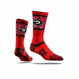 Strideline University of Georgia Ribbed Team Color Camoflage