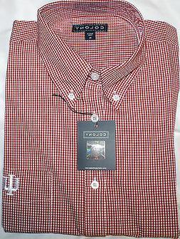 University of Indiana HOOSIERS DRESS SHIRT Brand New