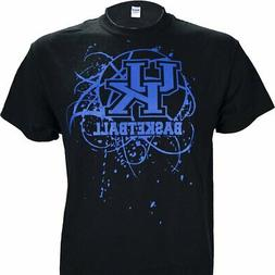 university of kentucky uk splatter ball black