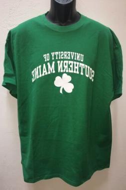 University Of Southern Maine Mens XL T-Shirt By ML Authentic