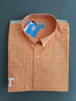 University Of Tennessee Licensed L/S Dress Shirt  Oxford MED