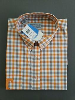 University Of Tennessee Volunteers Mens Dress Shirt Short Sl